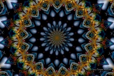 Day 350 - Classy Kaleidoscope