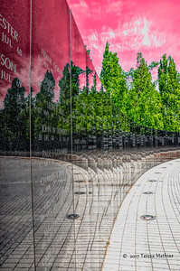 Day 345 - NJ's Vietnam Veteran Memorial
