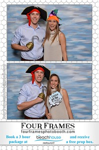 Studio Fun with Four Frames & The Beach House Restaurant
