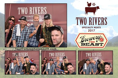 Brewery and the Beast 2017 with Two Rivers