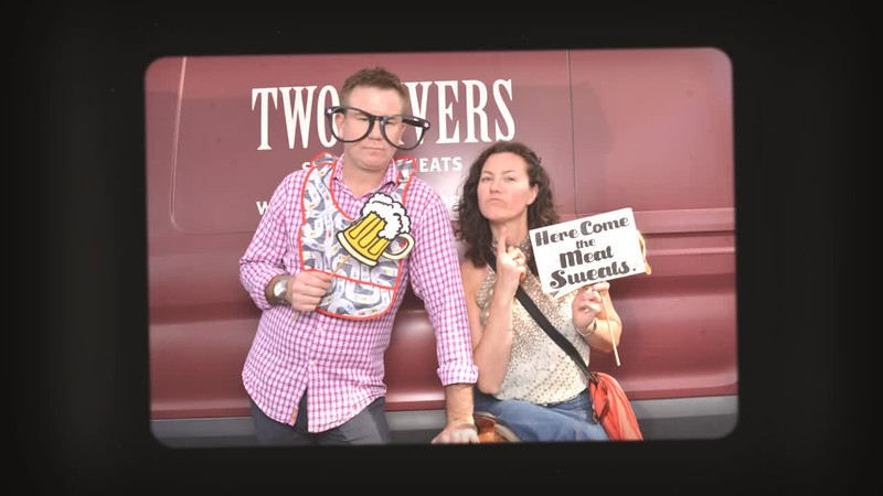 Outtakes from the Two Rivers Photo Booth!
