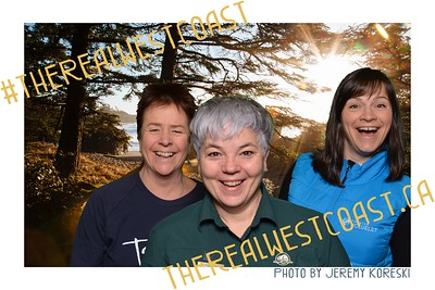 The Real West Coast Road Trip with Tourism Ucluelet, Tourism Tofino & the Pacific Rim National Park Reserve at the 2017 Outdoor Adventure Show.  Thanks for joining in the adventure!