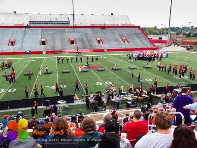 2017 Illinois State University Invitational Marching Championships