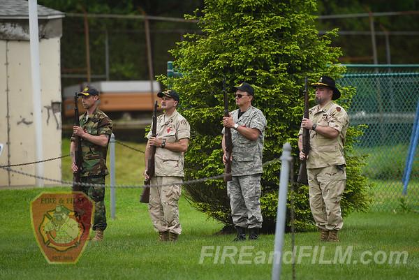2017 Memorial Day Ceremony - Sheppton American Legion
