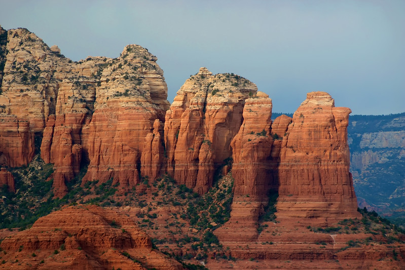 Coffee Pot Rock- Sedona, AZ