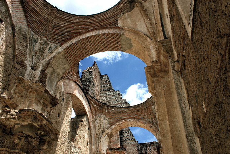 More church ruins- Antigua, Guatemala
