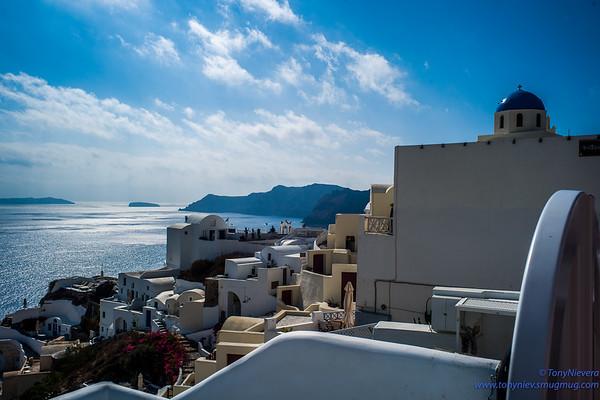 2017 Vacation Santorini