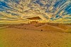 Casa Grande Sunset