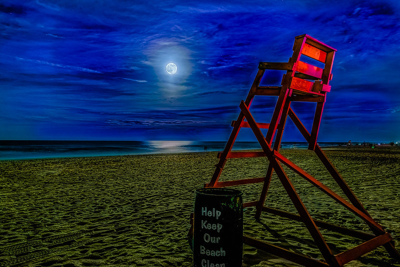 Lifeguard Moon