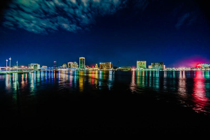 Downtown Jacksonville Fla.