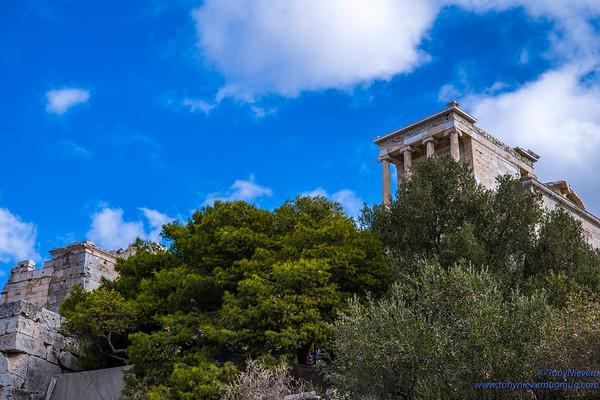 2017Vacation Acropolis Athens