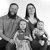 2018 MAR 25-COX FAMILY PHOTOS BLK & WHT-1