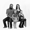 2018 MAR 25-COX FAMILY PHOTOS BLK & WHT-5