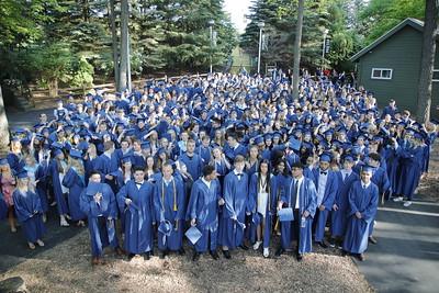 2018 Oxford Graduation