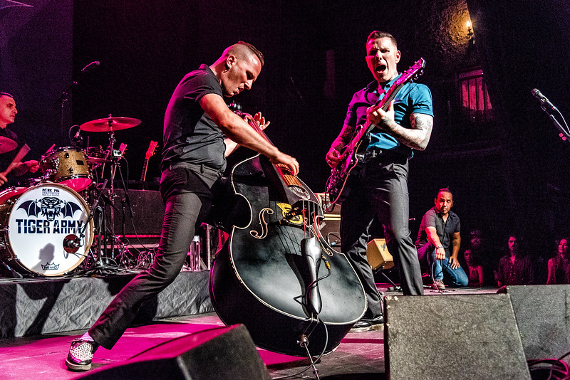 Tiger Army Sold Out at The Fonda Theater