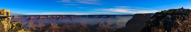 Grand Canyon Balcony Seats