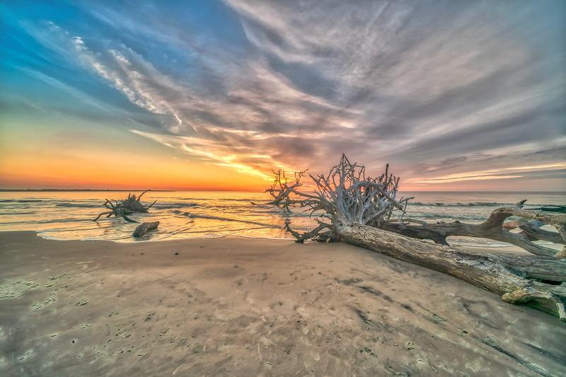 Sunrise Over Entanglement