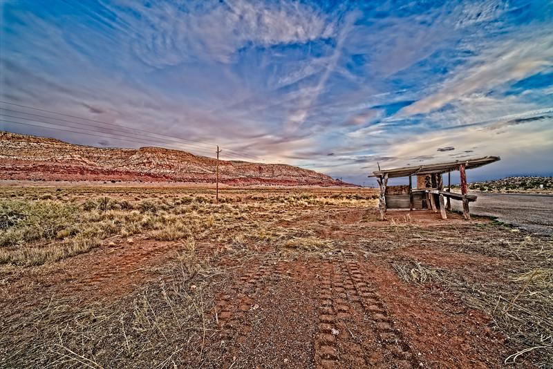 Roadside Stand Arizona Route 89
