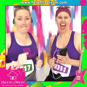 Help Fill A Dream & all the 80s Fun at the TC10K