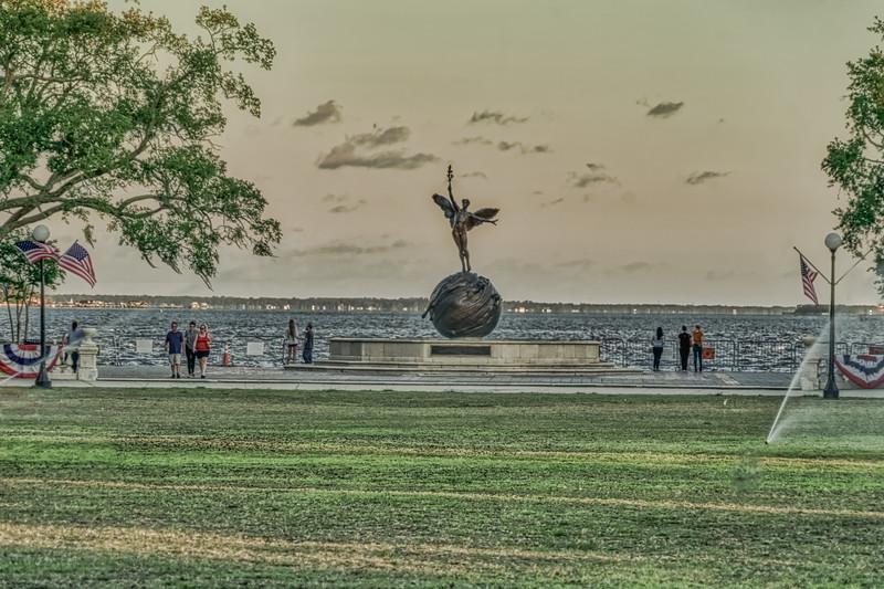 WW I Memorial Park, Jacksonville, Florida