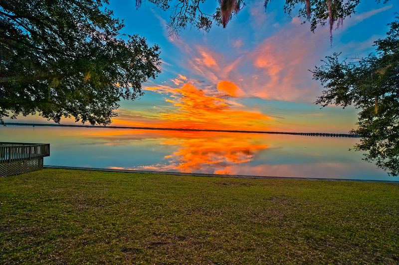 Naval Air Station Jacksonville Sunrise