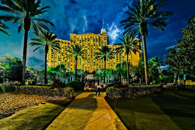 JW Marriott Orlando, Grande Lakes Moonrise