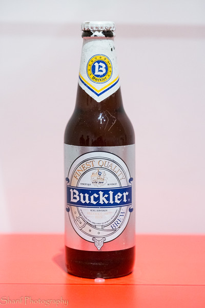 A Dutch alcohol-free beer that was taken off the market after being ridiculed by a famous comedian.