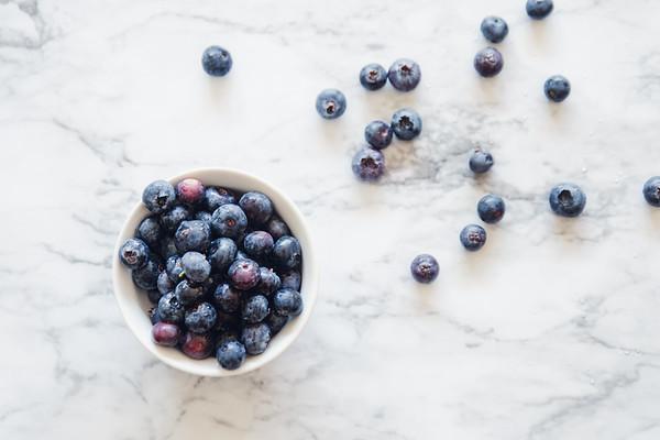 B - Blueberries for Breakfast