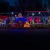 Holiday Light Display 2