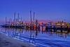 Evening Colors on the Shrimp Boat Docks
