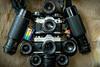 Analog Cameras, Fast Glass, Prizm Filters