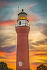 St. Johns River Lighthouse Sunset