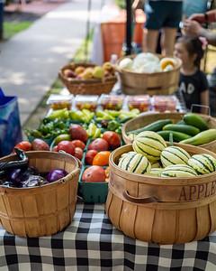 Wenonah Farmer's Market