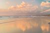 Sunrise Sky over Jacksonville Beach Florida