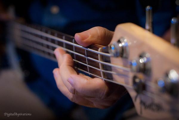 A chord, thanks to David.