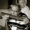 This is a Honor Chord Harmonica. (24 inches long) One can play 48 chords for only $2,000!