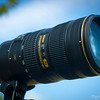 The Nikon 70-200mm<br /> One of my favorite lenses