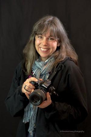 Canadore Photo Course - practicing portraits