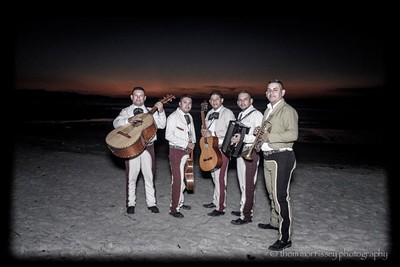 Mariachi Nuevo Horizonte - I took quite a few shot for these guys - communication was interesting.