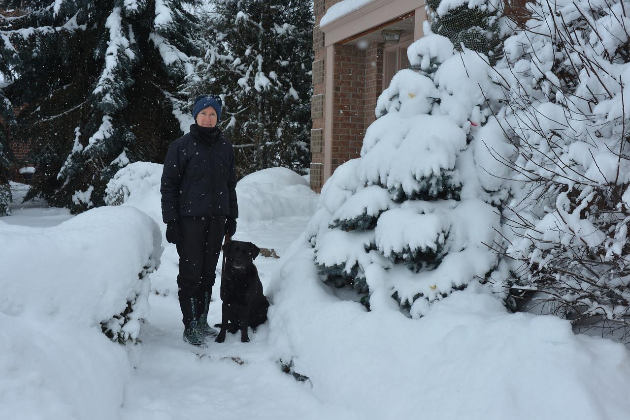 Dec 22 - A winter the way it should be.