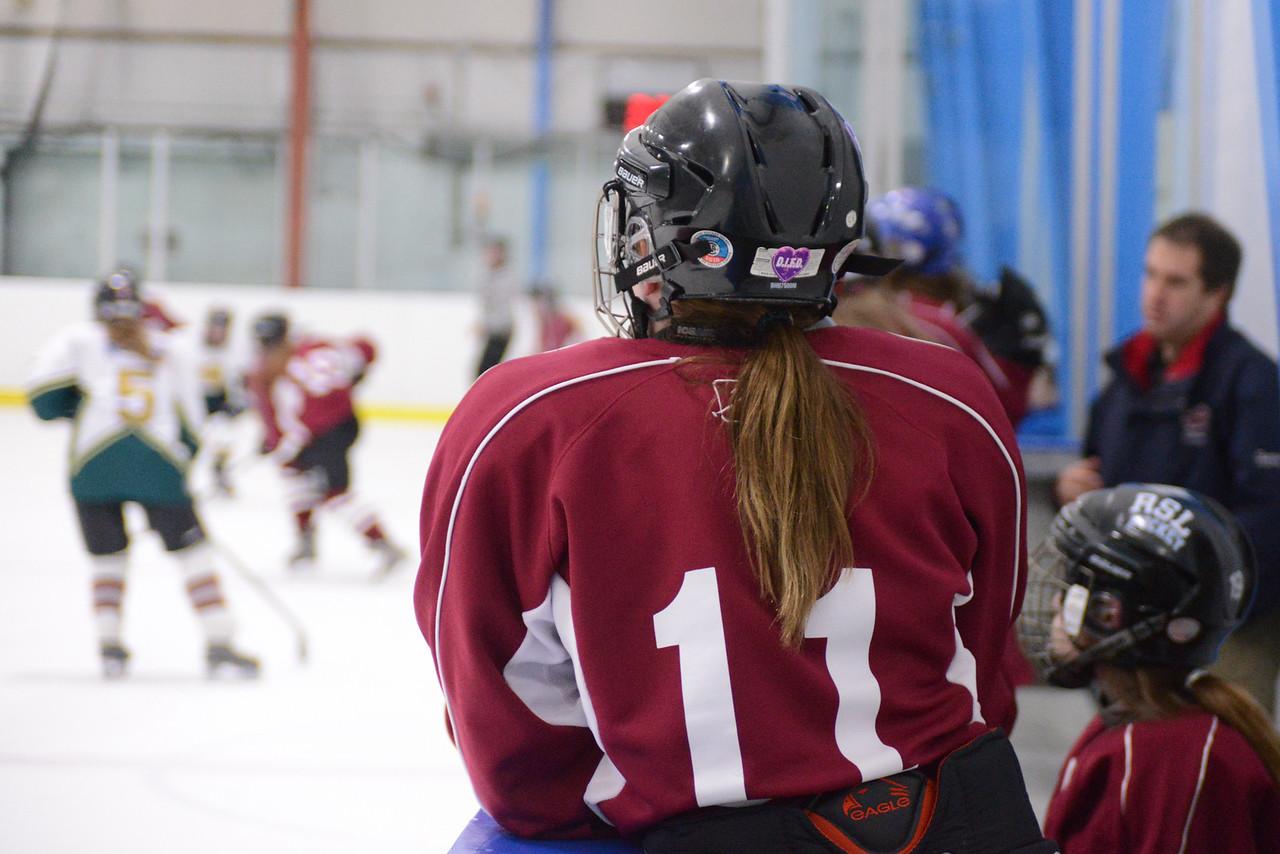 Dec 13 - SCHS Girl's hockey.