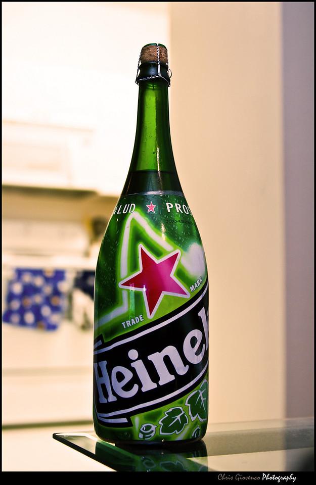 Day 3: Big ol Heineken