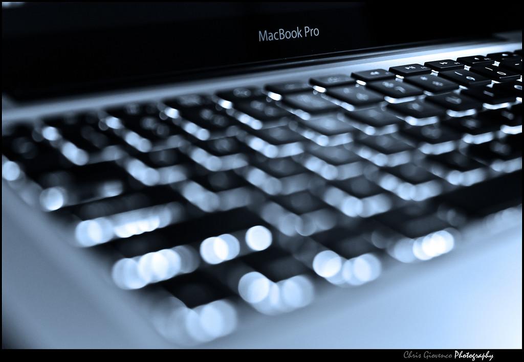 Day 23: MmMmMacBook Pro