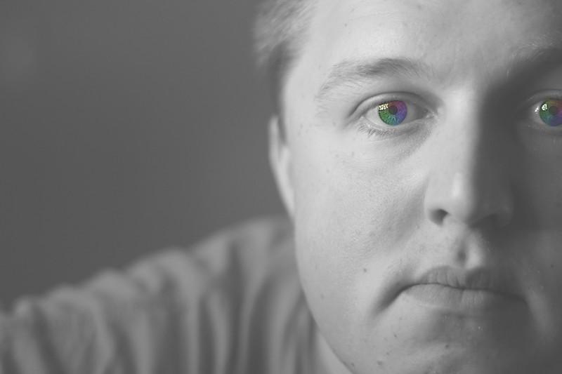 Color Blind.... 208/365 8/27/13