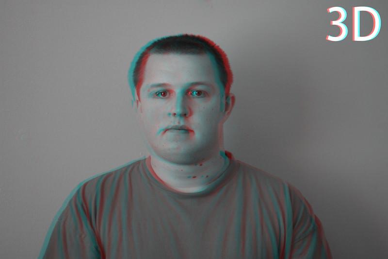Simple 3D.... Simple Portrait.... 138/365 6/18/13