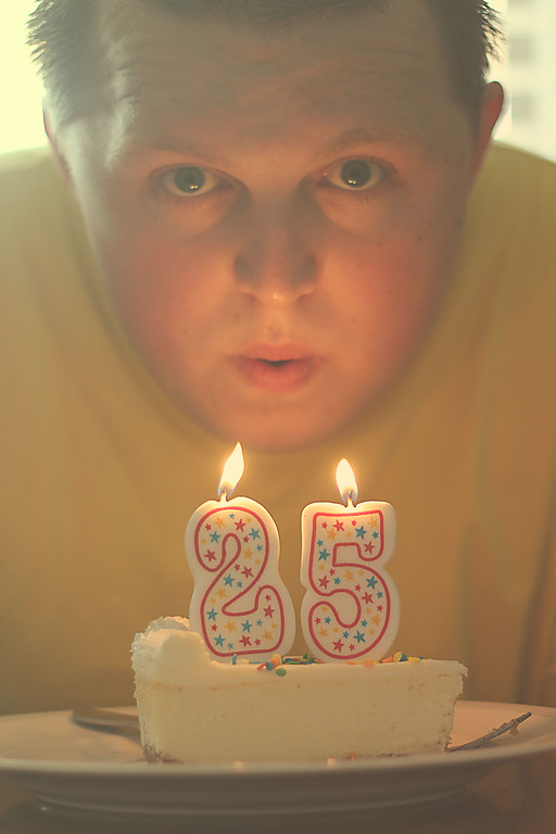 Happy Birthday!! To Me!! 108/365 5/19/13