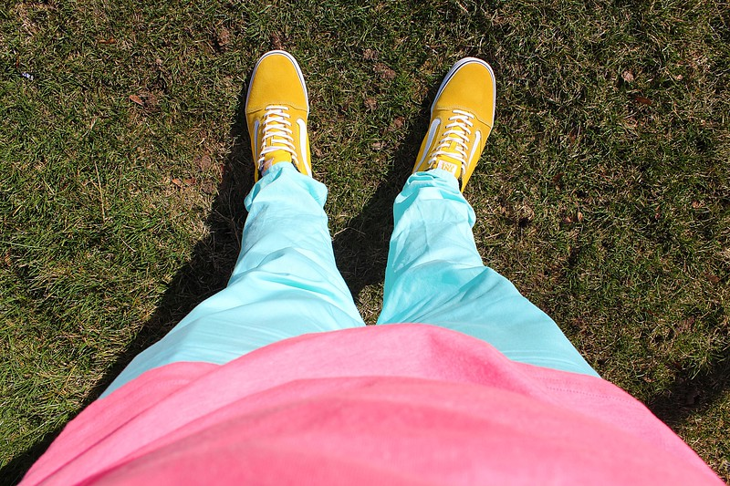 Color Me Spring.... 51/365 3/23/13