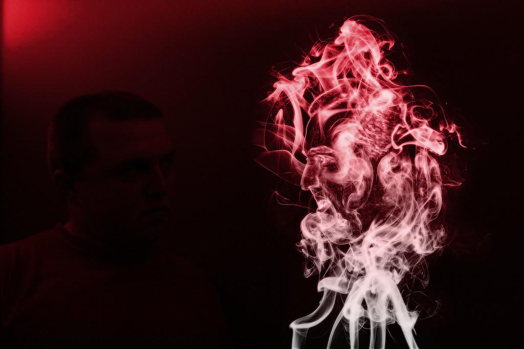 Smells Like Evil Spirit.... 257/365 10/15/13