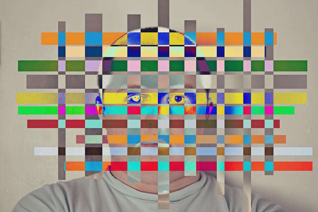 Joey's Abstract Adventure.... 346/365 1/12/14