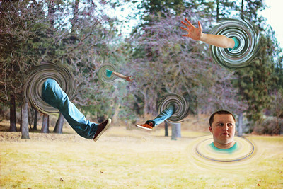 Dimension Jumping Gone Wrong.... 358/365 1/24/14